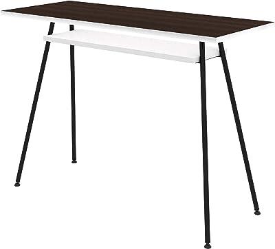 LEVIRA - Table, Bureau, Kost Colors - 100 x 40 x 75 - Noir