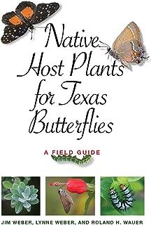 Native Host Plants for Texas Butterflies: A Field Guide