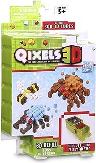 Qixels - Pack Temas - Insectos