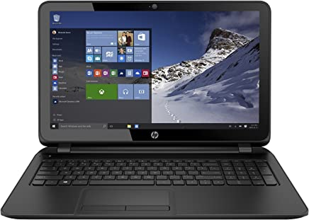 HP 15-f305dx 15.6-Inch Laptop (AMD A6-5200 Processor, 4GB...