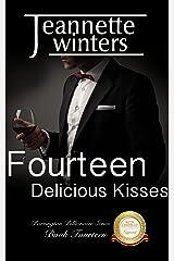 Fourteen Delicious Kisses (Barrington Billionaires Book 14) Kindle Edition