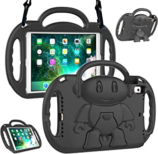 LTROP iPad 6th Generation Case, 9.7 iPad Case 2018, iPad 9.7-Inch Case - Light Weight Shock Proof Handle Stand Shoulder St...