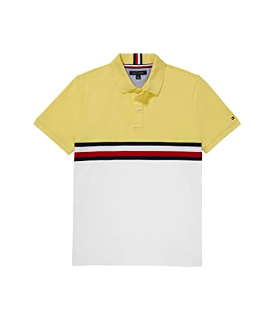 Tommy Hilfiger Adaptive Polo Shirt Custom Fit with Magnetic Buttons