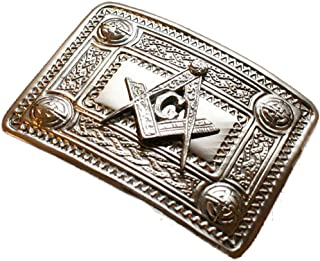 Mens Scottish Kilt Belt Buckle