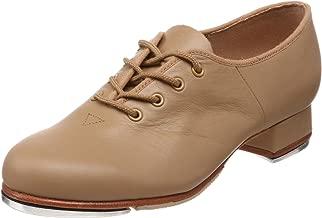 Bloch Dance Women's Jazz Full-Sole Leather Tap Shoe