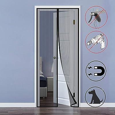 Magnetic Screen Door, Mosteck Magnetic Screen M...
