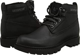 Caterpillar Black Lace Up Boot For Women