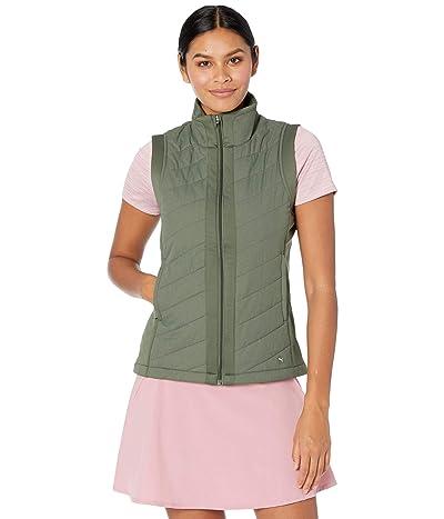 PUMA Golf Primaloft Vest (Thyme) Women