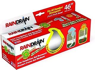RainDrain URD46-WH Rain Drain, White