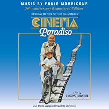 Cinema Paradiso (Original Motion Picture Soundtrack)