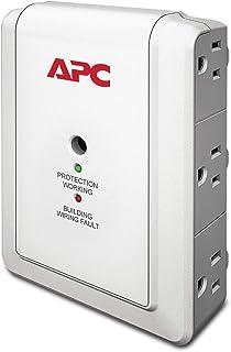 APC P6W 6 Outlets 120V Surge Arrest Power Distribution Unit