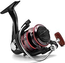 Joyday Fishing Reel, Spinning Reel, Ultralight 5.2:1 Gear Ratio, 12 Ball Bearings, 39.5LB Carbon...