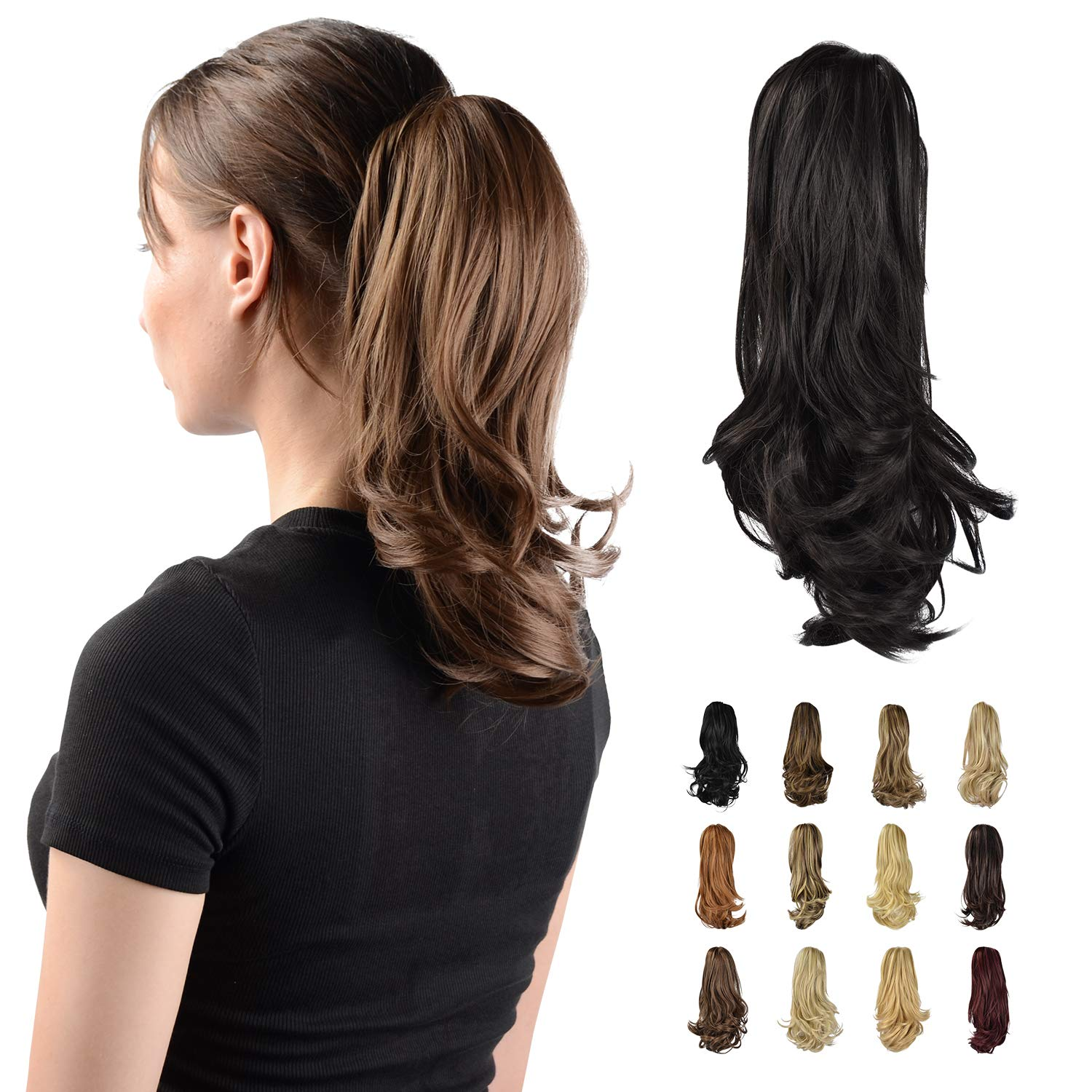 Sofeiyan Ponytail Extension Synthetic Hairpiece