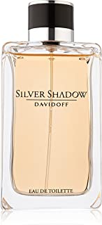 Davidoff Silver Shadow Men's 3.4-ounce Eau de Toilette Spray , 100ml