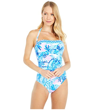 Lilly Pulitzer Justina One-Piece