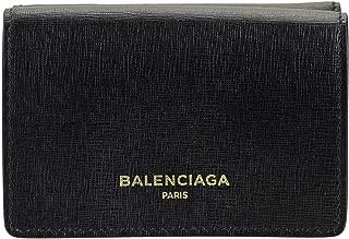 [バレンシアガ] BALENCIAGA 財布 折財布 三つ折り ミニ コンパクト レザー アウトレット 490621 [並行輸入品]