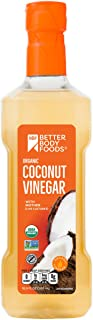 BetterBody Foods Organic Coconut Vinegar, 16.9 oz