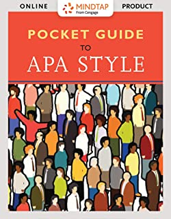 MindTap English for Perrin's Pocket Guide to APA Style, 6th Edition