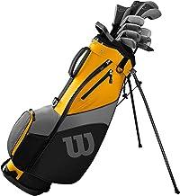 Wilson Ultra 2019 - Juego de palos de golf para hombre (