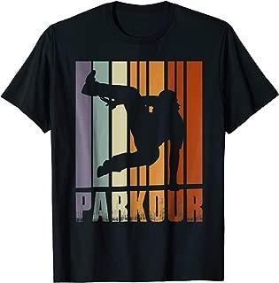 Vintage Parkour T-shirt