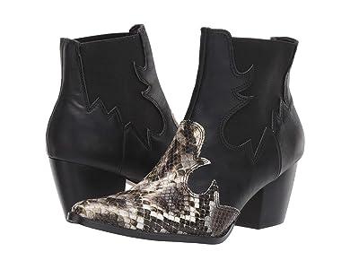 Matisse Defy (Black Synthetic) Women