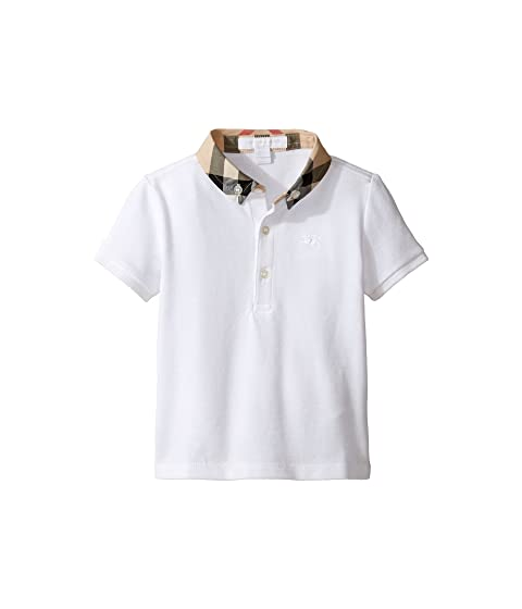 Burberry Kids William Polo (Infant/Toddler)