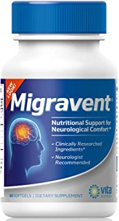 Sponsored Ad - Migraine Relief Clinics Recommend Migravent as #1 Supplement to Support Optimal Cranial Comfort & Health, w...
