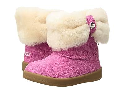 UGG Kids Ramona (Infant/Toddler) (Pink Azalea) Girls Shoes