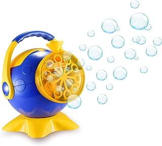 スーパーバブルマシーン 子供バブルマシン シャボン玉製造機 子供のおもちゃ しゃぼん玉発生機 電動 亲子活动 タコ キャンプで遊ぼう! シャボンダマシーン 外遊び・プール・アウトドア