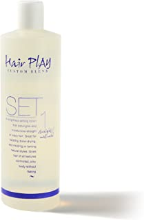 Hair Mousse for Frizz Control and Wavy Hair - Hair Play Set #1 - Ease Frizz with Volumizing, Color Safe Leave-In Hair Foam and Mousse for Light Hold - Curly, Frizzy, Fine Hair (16oz Refill)