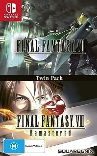 Final Fantasy VIII + Final Fantasy VII - Nintendo Switch