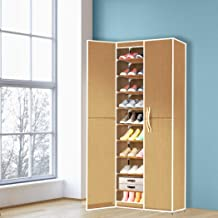Levede Shoe Storage Cabinet Portable Organiser Shoes Rack Wardrobe Coffee Cover Coffee