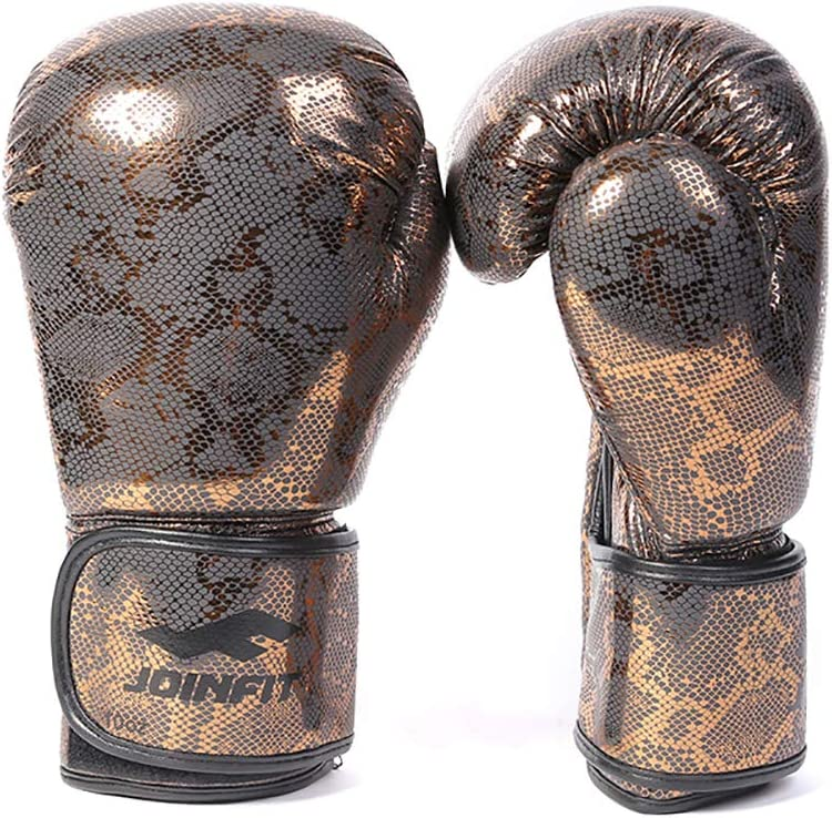 Electric Magic 10oz Pro Grade Style Manufacturer OFFicial shop Python Kickbox Miami Mall Boxing Gloves