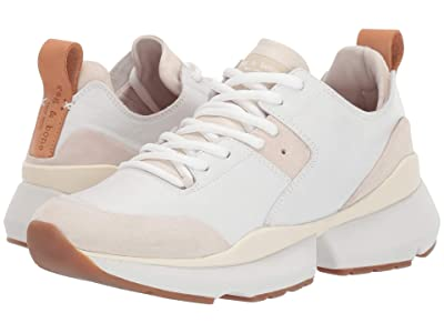 rag & bone Manston Runner (White/Multi) Women
