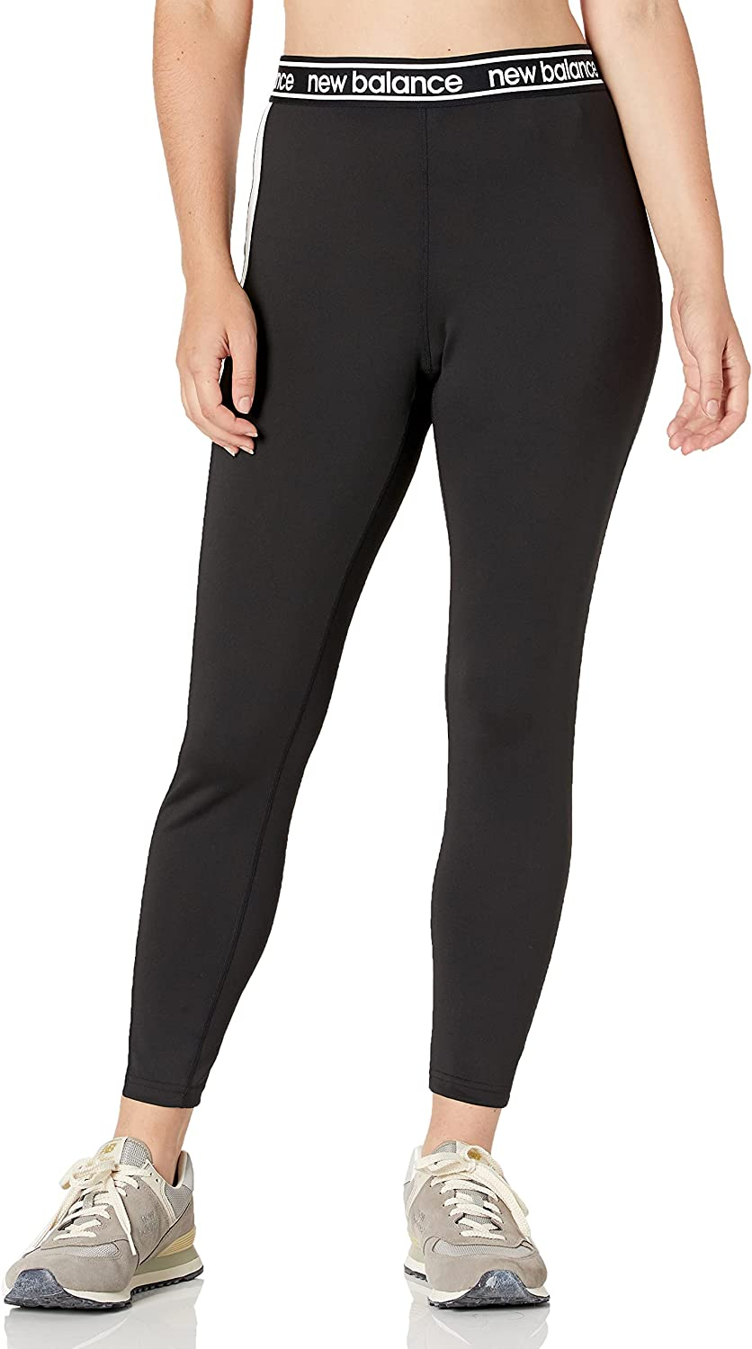 Today's Max 44% OFF only New Balance Women's Tight Relentless Colorblock