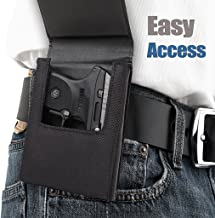 Sneaky Pete Nylon Belt Clip Holster - Small | Fits Ruger LCP & LCP2, S&W Bodyguard 380, Sig P238, AMT Backup .380 & More!