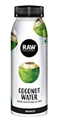 Raw Pressery Coconut Water - 100% Natural Pet Bottle, 200 ml