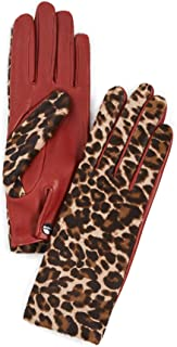 Agnelle Women's Chloe Panthere Gloves
