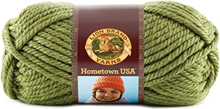 Best thick green yarn Reviews