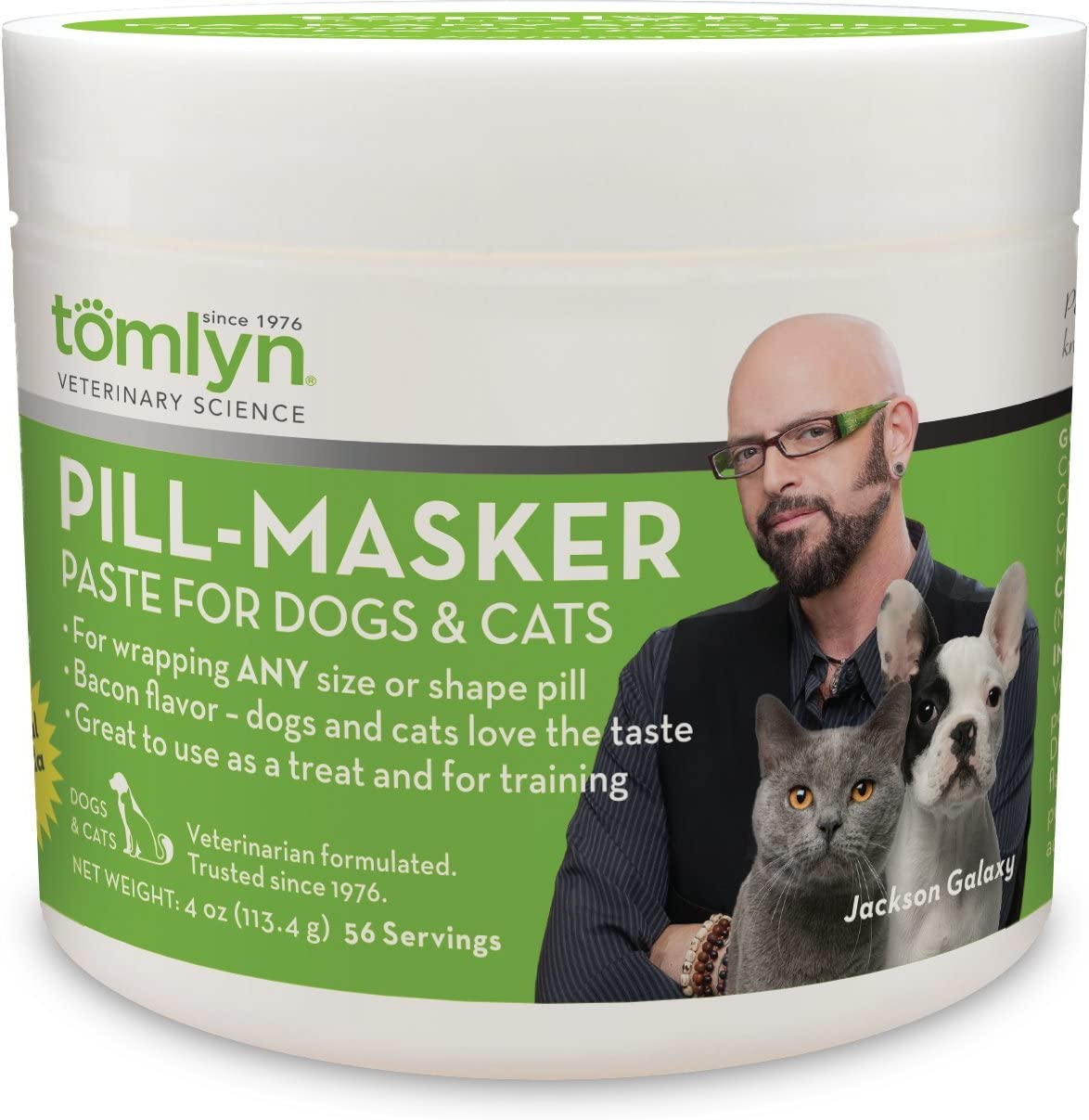 TOMLYN Pill-Masker (Original) for Dogs and Cats, 4oz