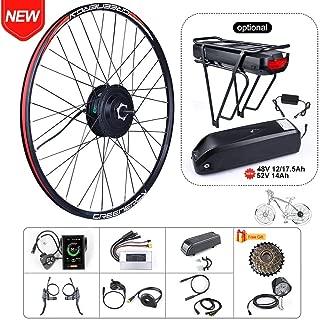 BAFAGN 48V 500W Brushless Hub Motor Ebike Conversion Kit for All Kinds of Bikes 20