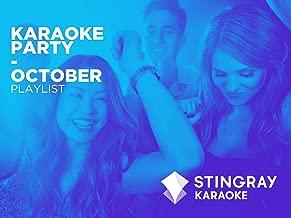 Karaoke Party - October