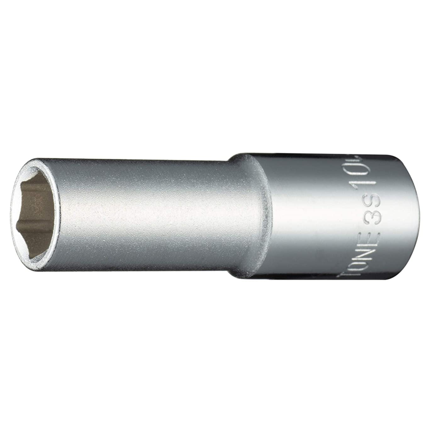 短くするしてはいけませんに向かってトネ(TONE) ディープソケット(6角) 差込角9.5mm(3/8