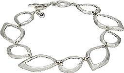 Open Petal Line Bracelet