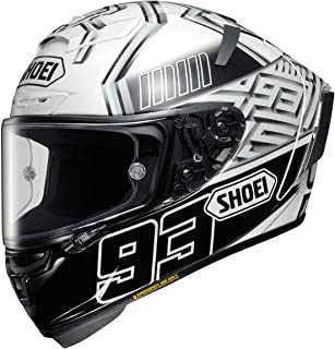 Shoei Marquez 4 X-14 Street Racing Motorcycle Helmet - TC-6 / X-Large