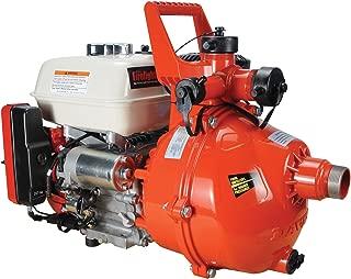 Davey Firefighter 5 High-Pressure Twin-Impeller Fire Pump w/GX200 6.5hp Electric Start Engine