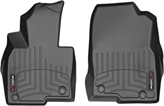 WeatherTech Custom Fit FloorLiner for Mazda CX-5-1st Row (Black)
