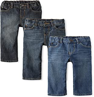 The Children's Place boys Three Pack Jeans Jeans