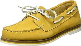 fd029730b3a83 Suchergebnis auf Amazon.de für: Gelb - Sneaker / Damen: Schuhe ...