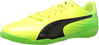 PUMA Mens Evospeed 17.4 IT-M Evospeed 17.4 It Yellow Size: